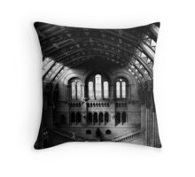 Making History Throw Pillow