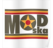 Mod - Ska Poster