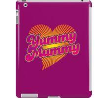 Yummy Mummy iPad Case/Skin