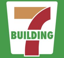 Building 7 Subversive '7 Eleven' Logo - Smoking Gun of 9/11 by fearandclothing
