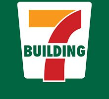 Building 7 Subversive '7 Eleven' Logo - Smoking Gun of 9/11 T-Shirt