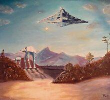 Star Wars Landscape by multipass
