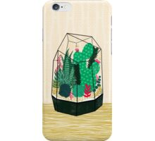 Terrarium - Geodesic Plant for Succulents and Cactus by Andrea Lauren iPhone Case/Skin