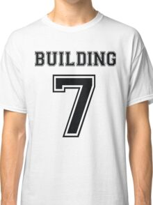 Building 7 - Controlled Demolition Classic T-Shirt