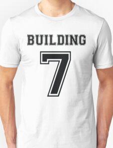 Building 7 - Controlled Demolition Unisex T-Shirt
