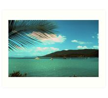 Whitsunday Passage Art Print