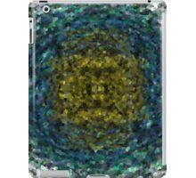 Geode Abstract 01 iPad Case/Skin