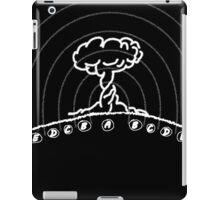 Fallout - Big Happy Boom Boom. iPad Case/Skin