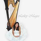 Harp Strings by Jazzyjane