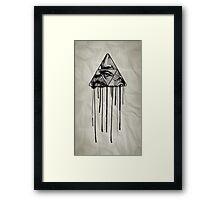 Pythagoras's therapy Framed Print