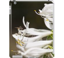 A Hoverfly on the Agapanthus iPad Case/Skin