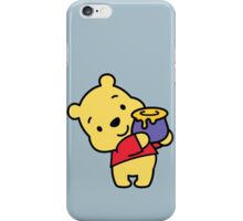 Pooh Loves Honey iPhone Case/Skin