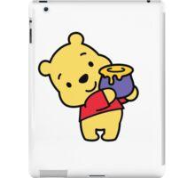 Pooh Loves Honey iPad Case/Skin