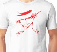 Monkey D Luffy Soft Art Unisex T-Shirt