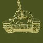 Army Tank 2 by Kadwell