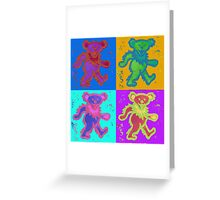 Aiko Bears Greeting Card
