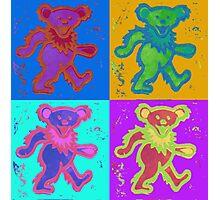 Aiko Bears Photographic Print