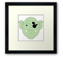 Trolls Need Love Too Framed Print