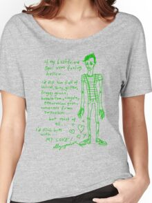 Filling Hollow Paul Women's Relaxed Fit T-Shirt