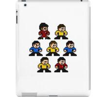 8-bit Star Trek: The Original Series iPad Case/Skin