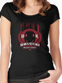 Devil's Kitchen Brewing Company Women's Fitted Scoop T-Shirt