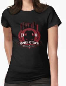 Devil's Kitchen Brewing Company Womens Fitted T-Shirt
