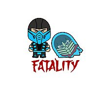 Fatality  Photographic Print