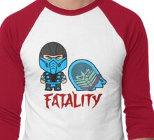 Fatality  Men's Baseball ¾ T-Shirt