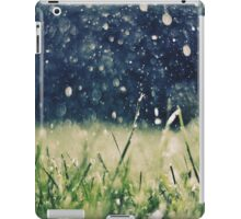 This is Summer Rain iPad Case/Skin