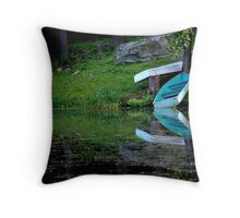 Peaceful Throw Pillow