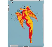 The Angel & The Birds iPad Case/Skin