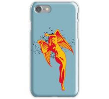 The Angel & The Birds iPhone Case/Skin