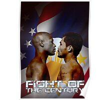 Mayweather vs Pacquiao Poster