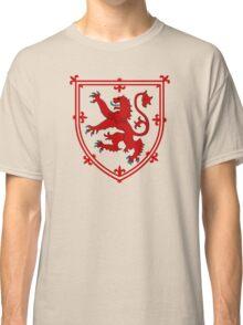 Royal Standard of Scotland Classic T-Shirt