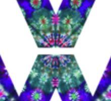 Volkswagen Bohemian Pattern Sticker