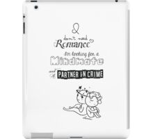 Looking for a Mindmate (light) iPad Case/Skin