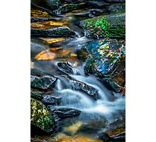 Cascading Creek Photographic Print