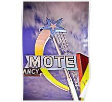 Star Motel Poster
