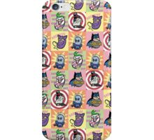 B@tman and Friends iPhone Case/Skin