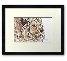 Dominion Framed Print