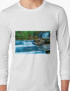 South Carolina Waterfalls Long Sleeve T-Shirt