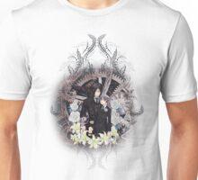 Kuroshitsuji (Black Butler) - Ciel Phantomhive & Sebastian Michaelis 4 Unisex T-Shirt