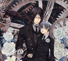 Kuroshitsuji (Black Butler) - Ciel Phantomhive & Sebastian Michaelis 4 Sticker