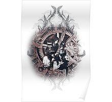 Kuroshitsuji (Black Butler) - Ciel Phantomhive & Sebastian Michaelis 5 Poster