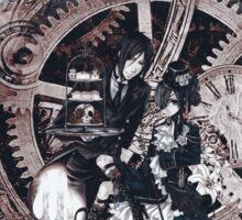 Kuroshitsuji (Black Butler) - Ciel Phantomhive & Sebastian Michaelis 5 Sticker