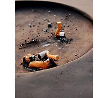 No Smoking Photographic Print