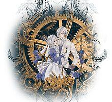 Kuroshitsuji (Black Butler) - Ash / Angela by IzayaUke
