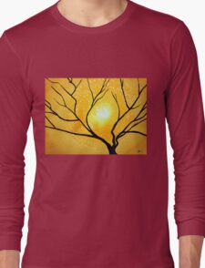 Low Country original painting Long Sleeve T-Shirt
