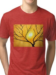 Low Country original painting Tri-blend T-Shirt