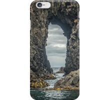 Sea Cave - Bruny Island - Tasmania iPhone Case/Skin